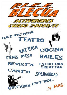 ACTIVIDADES PIEE 2010/2011